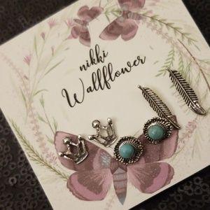 Felicity Earring 3 pack
